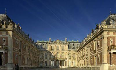 Versailles, le château de la jalousie