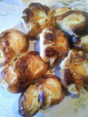 Les brioches à la crème pâtissière de choumicha