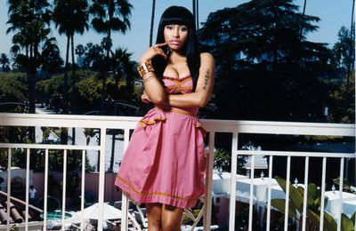 Nicky Minaj - New York Times photoshoot 2010