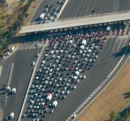 Les autoroutes de Vinci et d'Eiffage...