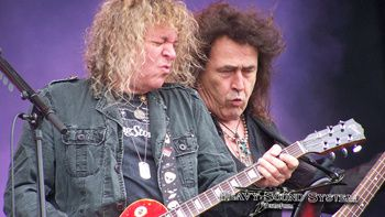 Y&T @ Hellfest 2010 - photo report - HEAVY SOUND SYSTEM