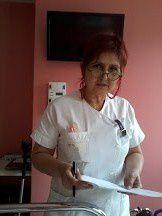 Une infirmière superbe !
