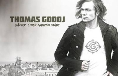 """Thomas Godoj Radiopremiere """"Dächer einer ganzen Stadt"""" auf HR 3"""