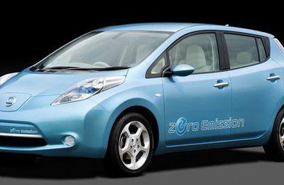 """""""Leaf"""" : l'électrique signée Renault - Nissan"""
