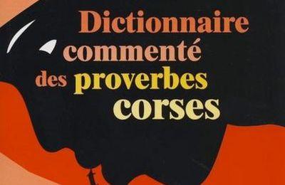 Dictionnaire commenté des proverbes corses