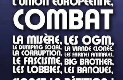 L' Union européenne ? Une construction à caractère fasciste