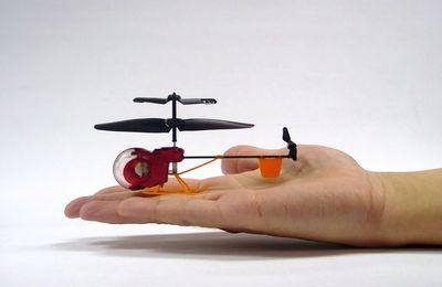 Picoo-Z Atom: Le plus petit hélicoptère au monde