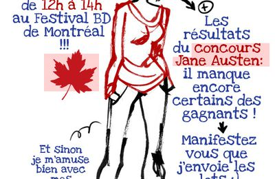 Montréal dimanche + résultats concours