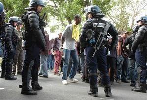 Appel de soutien depuis la Guadeloupe