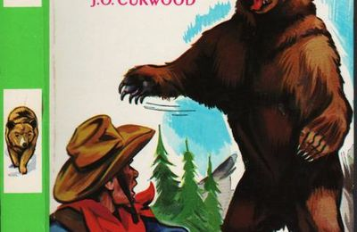 Le Grizzly par James Oliver Curwood, illustrations de Henri Dimpre