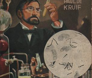 Chasseurs de microbes par paul de Kruif illustration de Pierre Joubert