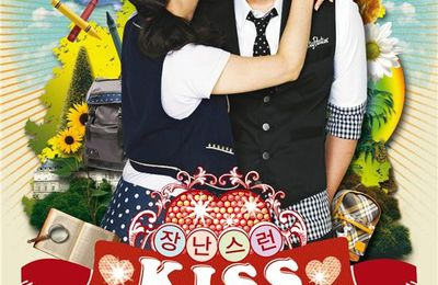 Mischievous Kiss/ Playful Kiss