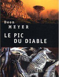 Ashentie présente Le pic du diable, de Deon Meyer