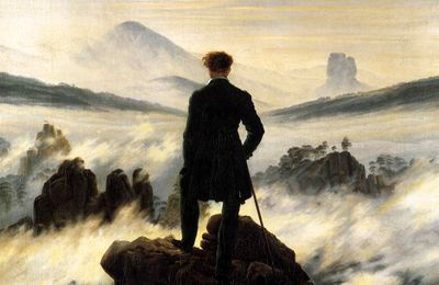 Haïku/peinture : Caspar David Friedrich (1774-1840) Duo/interblogs
