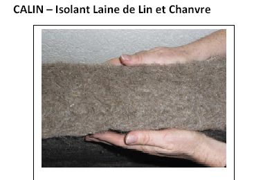 Isolant Lin Chanvre