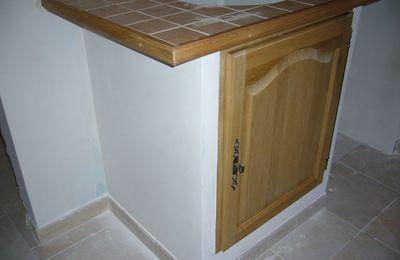 Création d'une cuisine intégrée 13