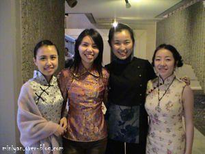 Mes nouvels ans chinois en France