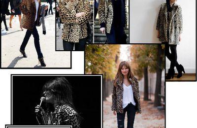 Le cas de la veste léopard