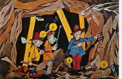 Algrange la mine par Lulu Jantzen