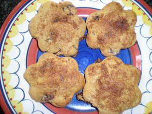Starry scones