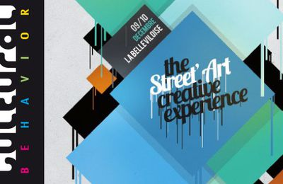Papertoys Contest : Street Art Creative Experience by Cultural Behavior