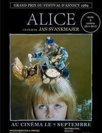 Alice, de Jan Svankmajer (1988)