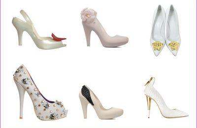 10 paires de chaussures de mariages : quelle mariée êtes-vous ?