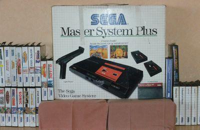 JEUX VIDEO ~ Sega Master System
