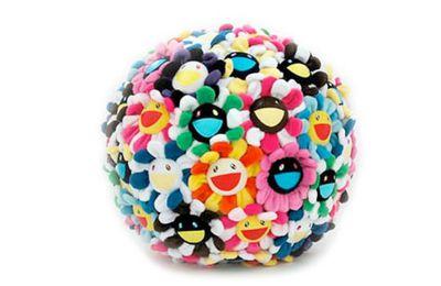 Murakami Plush Ball