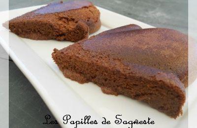 Recette de gâteau mousse au chocolat (sans farine)