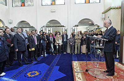 Inauguration de la mosquée de Tremblay-en-France ! République Solidaire 93 était invité à cet événement !