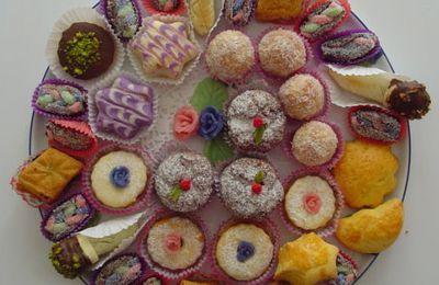 Patisseries algériennes pour L'Aïd