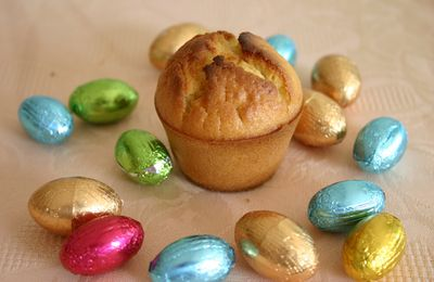 Muffins aux oeufs......
