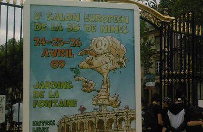 Festival de la BD à Nîmes (30)