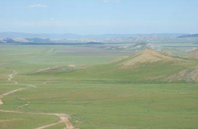 Nord de la Mongolie : de Ulaangoom à la frontière