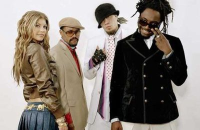 Don't touch Black Eyed Peas