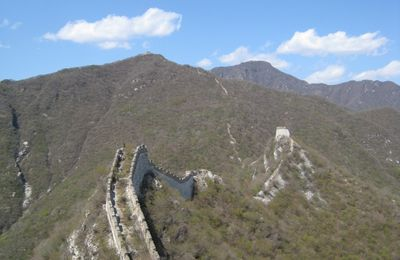 Pékin : Trek on the Great Wall (jour2)