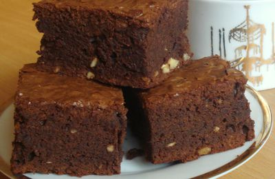 Brownie divinement surnaturel