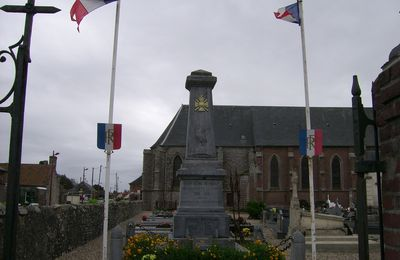 SAINT FIRMIN: monument aux morts