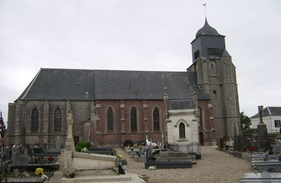 SAINT FIRMIN: son église