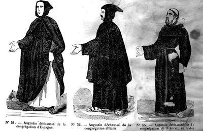 Costumes religieux partie 4