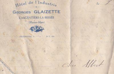 Tetes de lettre Hautes-Alpes
