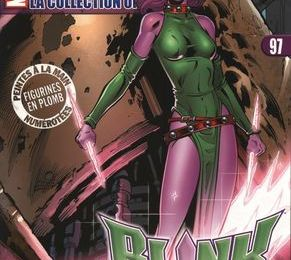 Blink, n°97 de la collection Marvel Super-Heroes