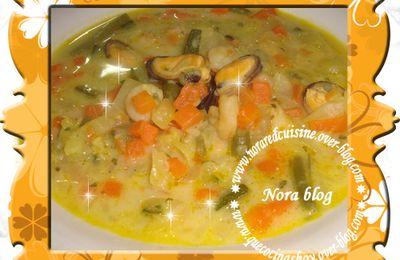 Soupe terre-mer