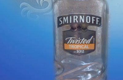 Commentez la Smirnoff Twisted Tropical