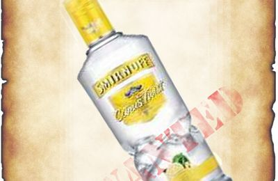 Smirnoff Twisted Citron ?