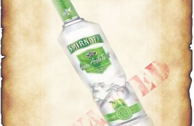 Smirnoff Grren Apple Twist ?