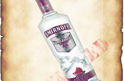 Smirnoff Pomegranate ?