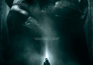 Prometheus de Ridley Scott.