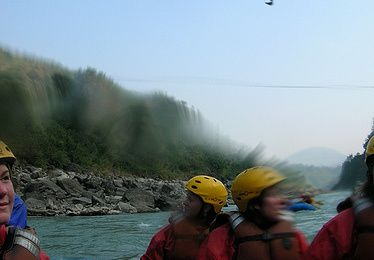 Rafting et Chitwan National Park